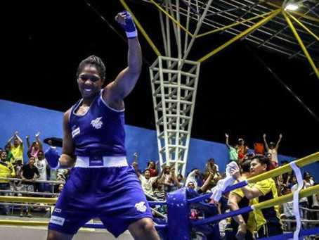 Colombiana Jessica Caicedo hizo historia y aseguró bronce en Mundial de boxeo