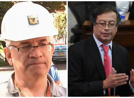 Fiscalía allanó casa de Juan Carlos Montes por video de Petro