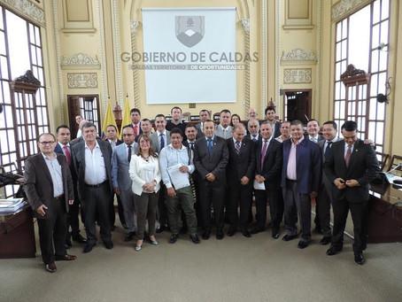ALCALDES DEL DEPARTAMENTO SOLICITAN DISTRIBUCIÓN EQUITATIVA DE LOS RECURSOS DE REGALÍAS