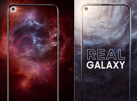 Samsung y Huawei lanzarían un smartphone con agujero en la pantalla; ¿se enloquecieron?