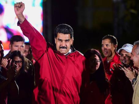 ANTE LOS OJOS DEL MUNDO GOBIERNO VENEZOLANO IMPONE SU CONSTITUYENTE.