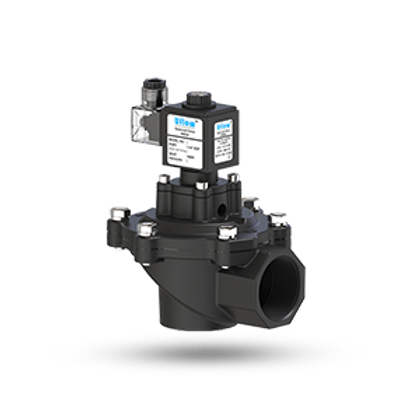 Pulse Jet Angle Type Dust Collector Valve