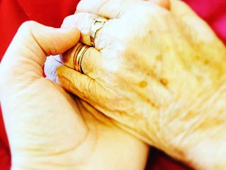 Happy Birthday Granny Mary :-)
