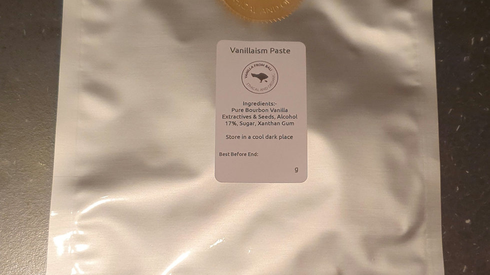 Vanillaism Paste 500ml