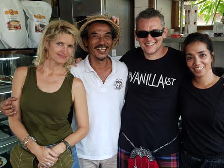 Chief Vanillaist toasts Crowdfunding Success!