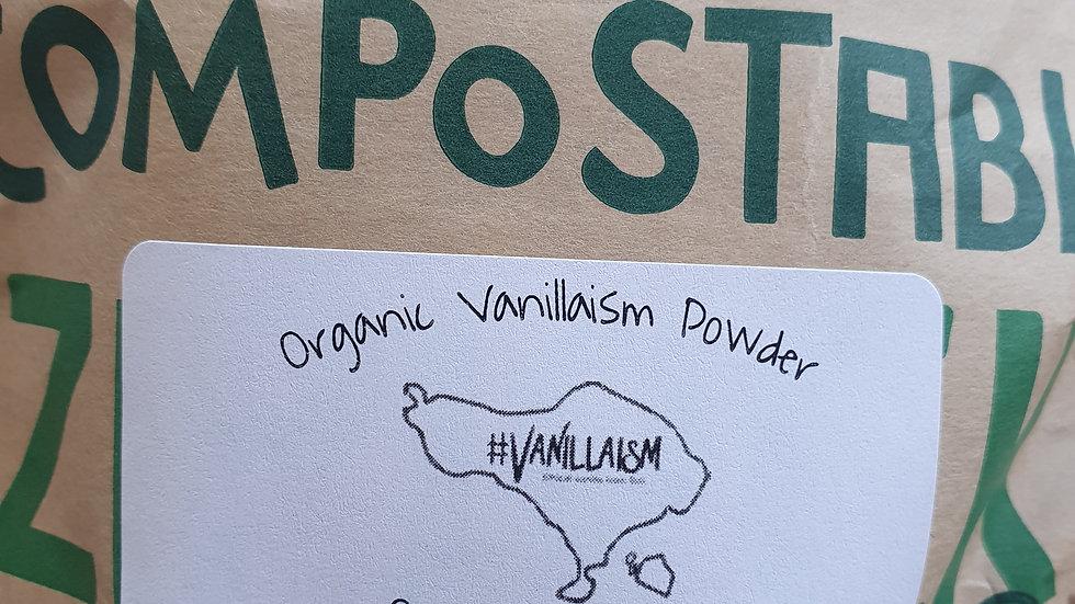 Organic Vanillaism Powder Bulk 200g