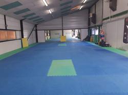 salle arts martiaux taekwondo jonage