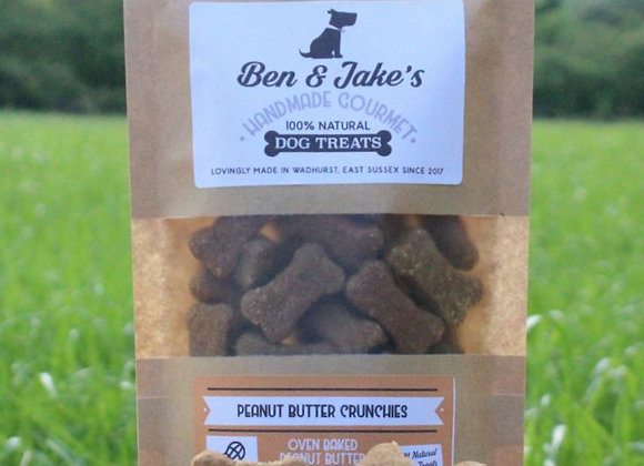 Peanut Butter Crunchies (125g)