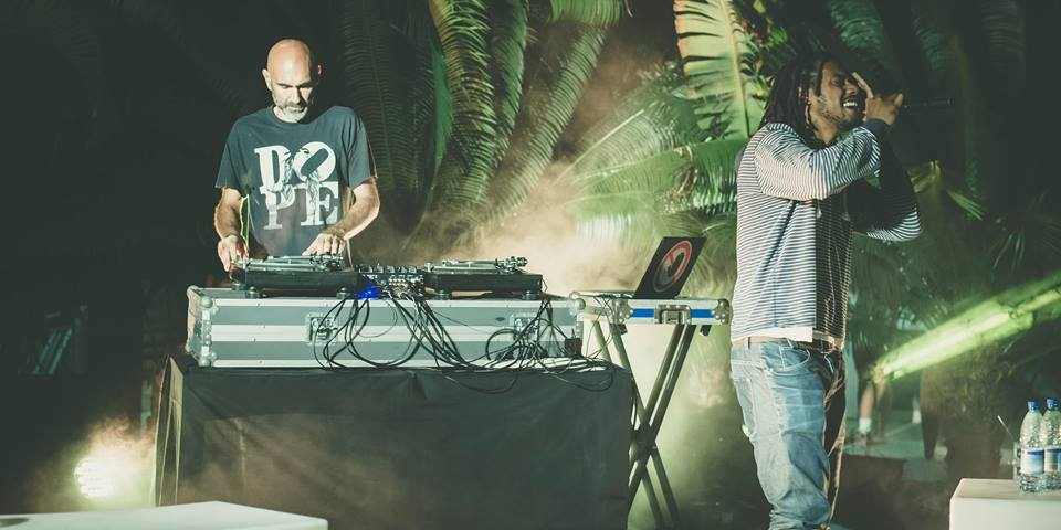 DJ BOZE & LOUXSTYLE _ LA NEA