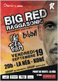 Affiche BIG RED