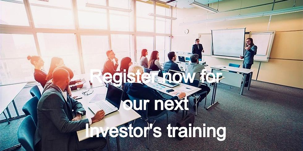 Investor's Training Seminar