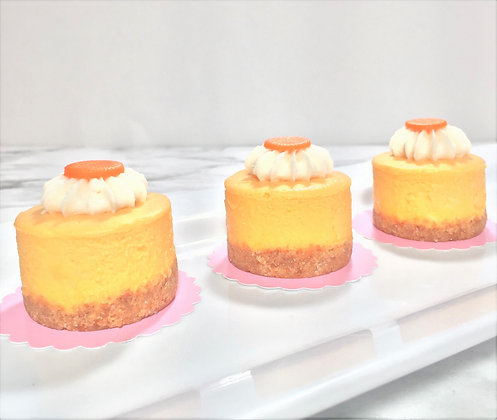 Orange Sherbet - Mini - Trio (3ct)