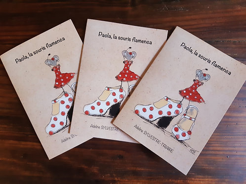 "Conte ""Paola, la souris flamenca"""