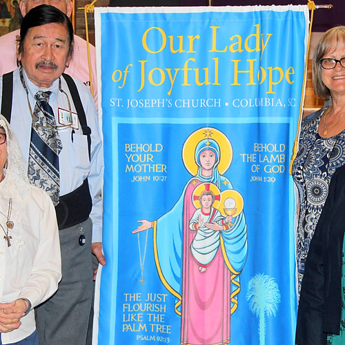 Acies 2017 Mass at Our Lady of the Hills