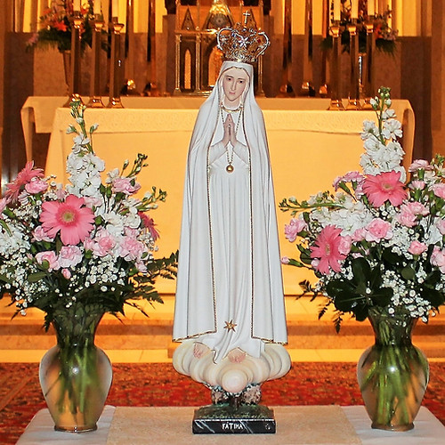 Our Lady of Fatima 100th Anniversary Mass