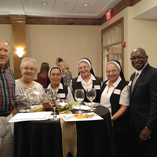 """""""Weekend Wine Down"""" - sponsored by Family Fellowship and Knights of Columbus"""