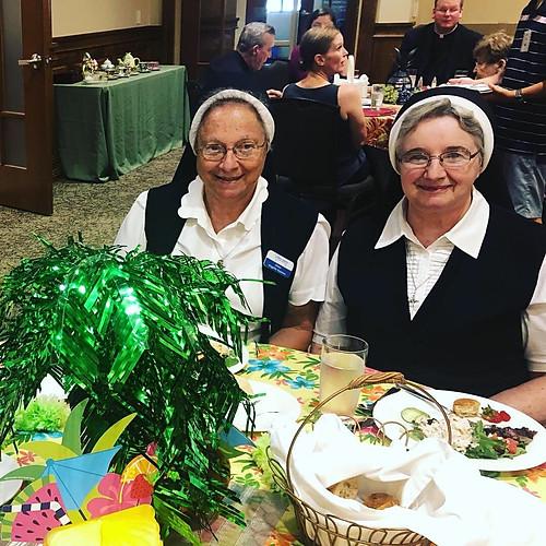 St. Joseph Women's Society Annual Tea Room Luncheon
