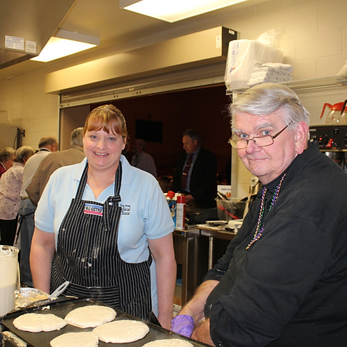 Shrove Tuesday Pancake Supper