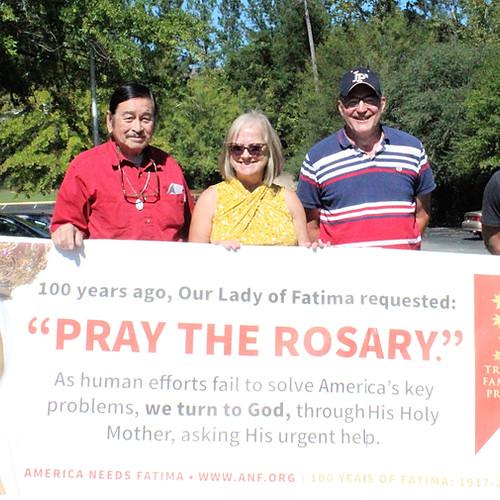2018 Rosary Rally