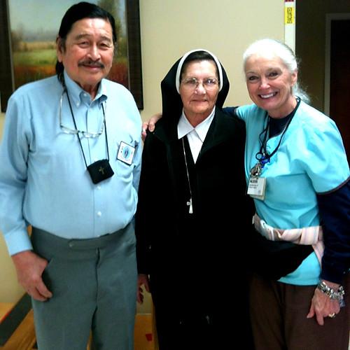 Legion of Mary Visits