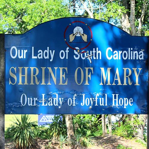 Pilgrimage to the Shrine of Our Lady Of Joyful Hope