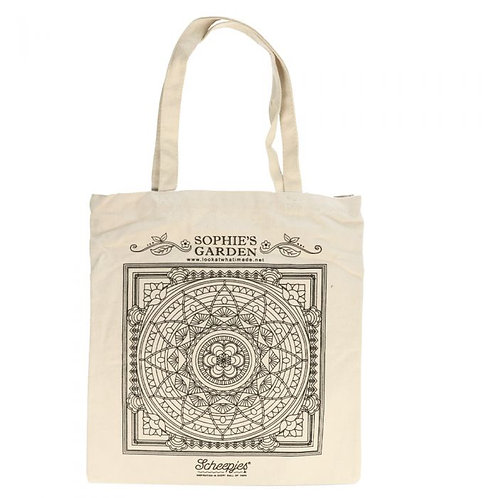 Sophie's Universe & Garden Canvas Bag