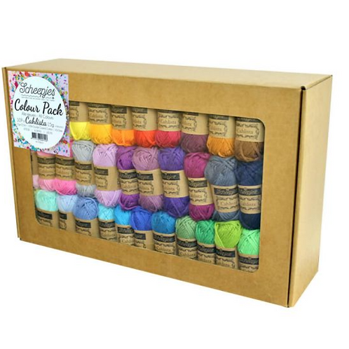 Cahlista Colour Pack