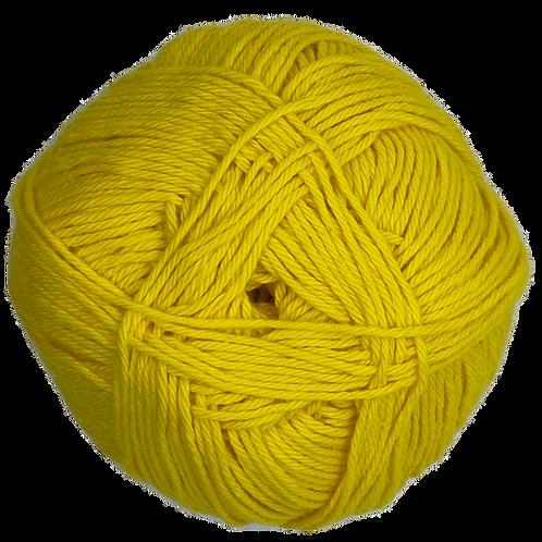 Cotton 8 - Yellow - 551
