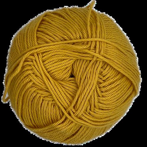 Cotton 8 - Yellow - 722
