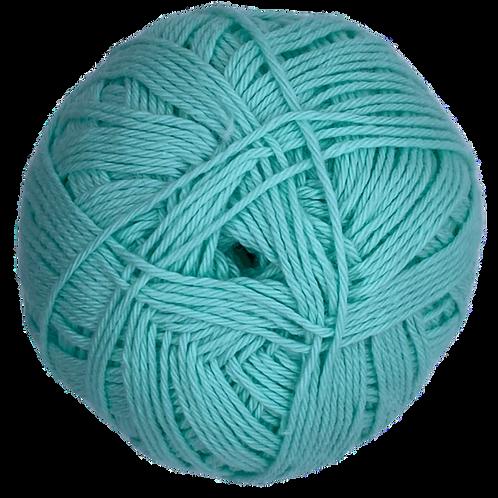 Cotton 8 - Green Blue - 663
