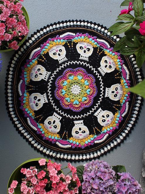 Dia De Los Muertos Crochet Kit
