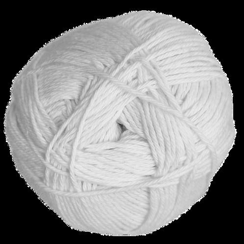 Cotton 8 - White - 502