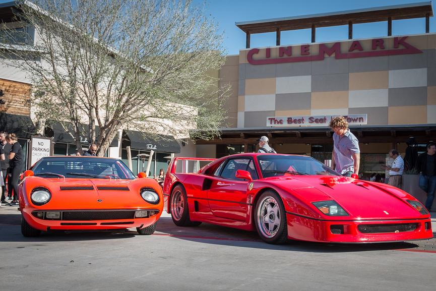 Raduno Ferrari F40