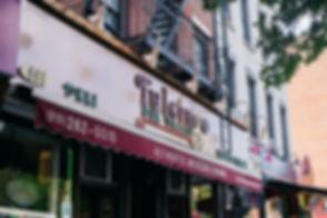 Tulingo Del Valle Restaurant Manhattan