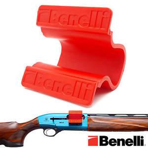 Benelli Semi Auto shotgun safety breach flag 12g
