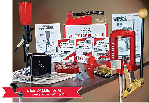 LEE BREECH LOCK CHALLENGER KIT