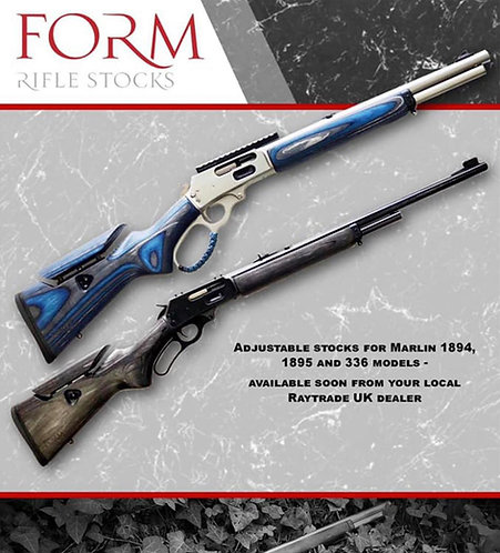 Form Rifle Stock for Marlin Rifles