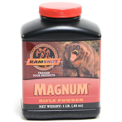 Ramshot MAGNUM Powder 1lb (454g) Bottle