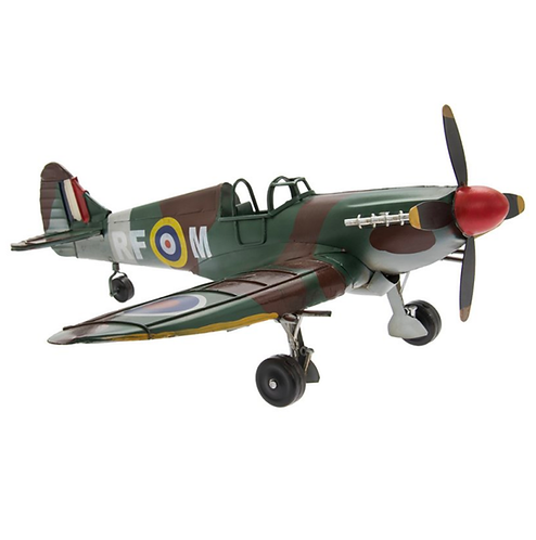 Vintage Spitfire or Hurricane Model