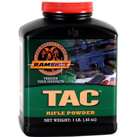 Ramshot TAC Powder 1lb (454g) Bottle