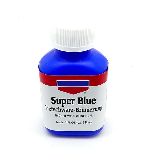Super Blue Liquid Gun Blue 3 fl oz Birchwood Casey
