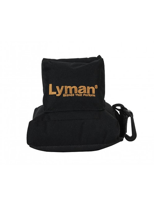 Lyman Crosshair Rear Shooting Bag