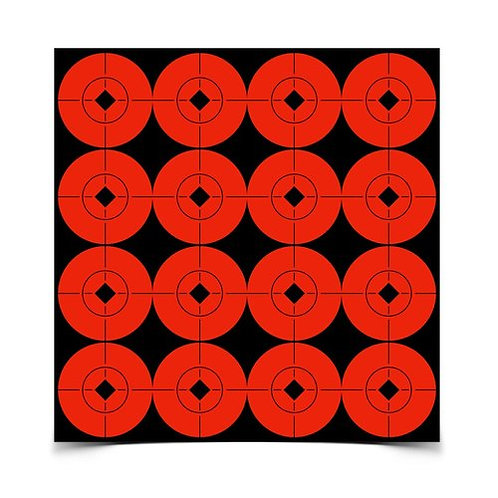 Target Spots® Orange 1.5 Inch, 160 Targets