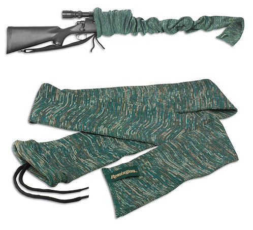 "Remington Gun socks + Anti rust formula 52"" Long Green"