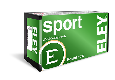 Eley Sport .22 lr