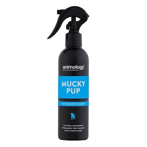 Mucky Pup No Rinse Puppy Shampoo 250ml