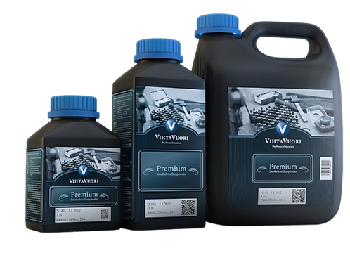 Vihtavuori N320 Powder 0.5kg Bottle