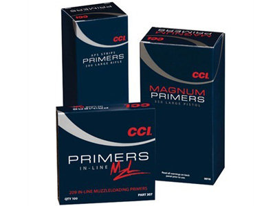 CCI Large Rifle Primers BR-2