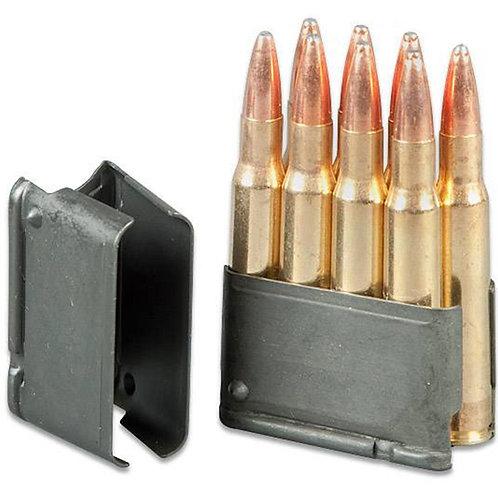 M1 Garand En Bloc Clips - holds 8 x 30-06 rounds