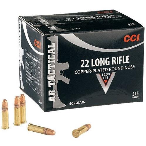 CCI Ar Tactical .22 Lr